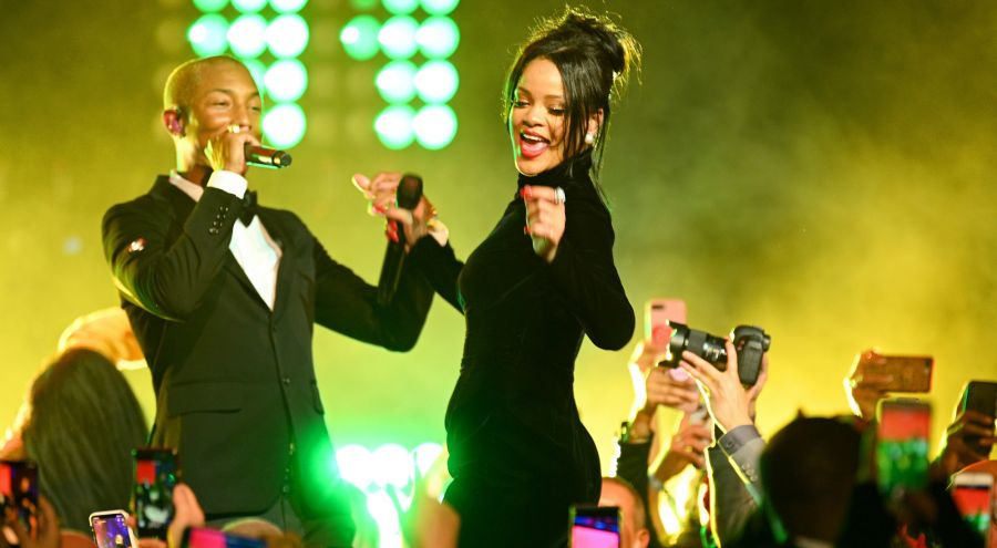 Rihanna podría convertirse en madre