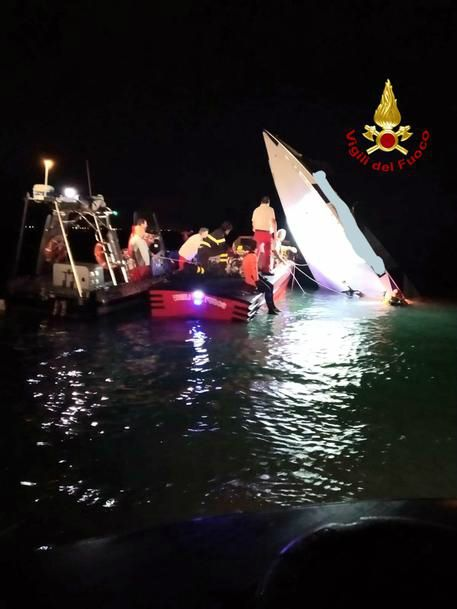 Accidente fatal en Venecia