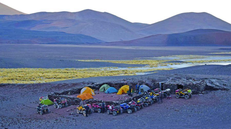 Los mejores destinos de Argentina para disfrutar en cuatriciclos
