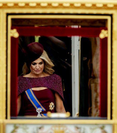 Maxima de Holada cautivó al mundo con su look en el