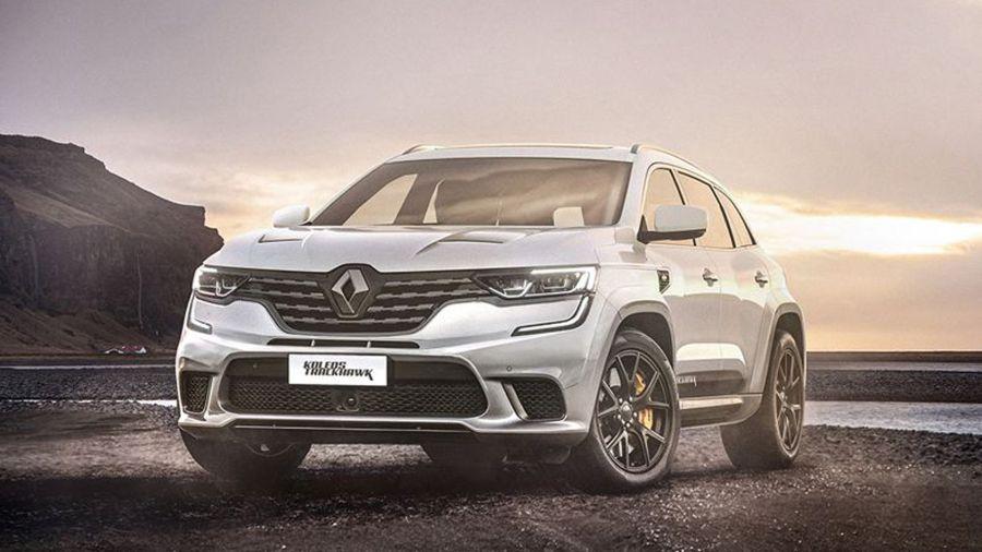 Renault Koleos Trackhawk