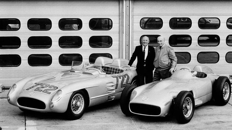 Stirling Moss cumple noventa años