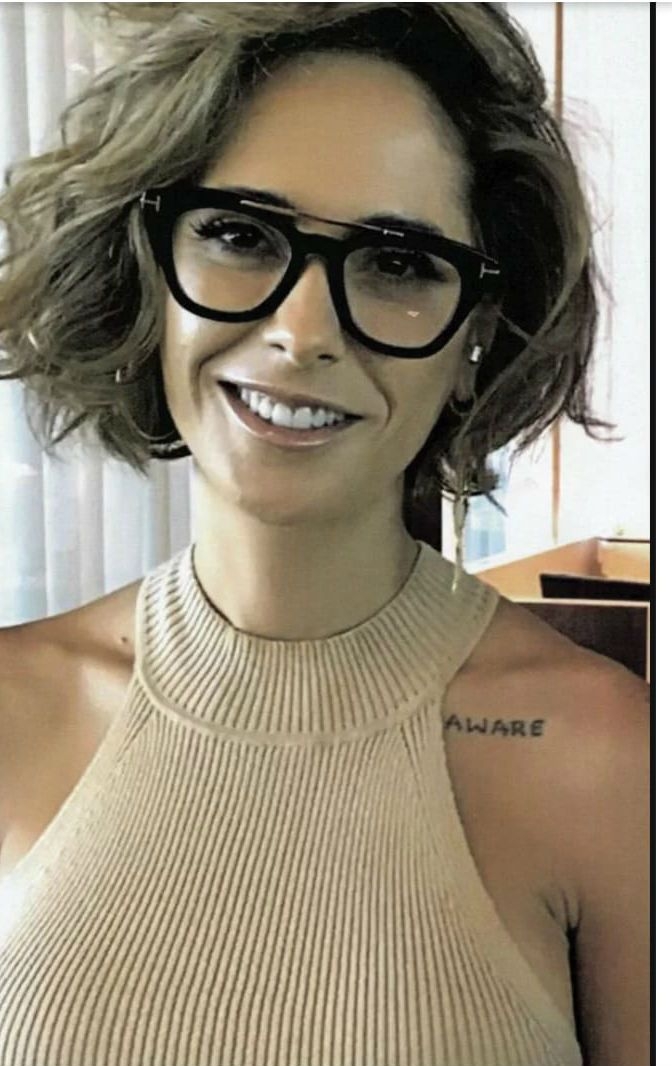 Victoria Vanucci se hizo un nuevo y significativo tatuaje