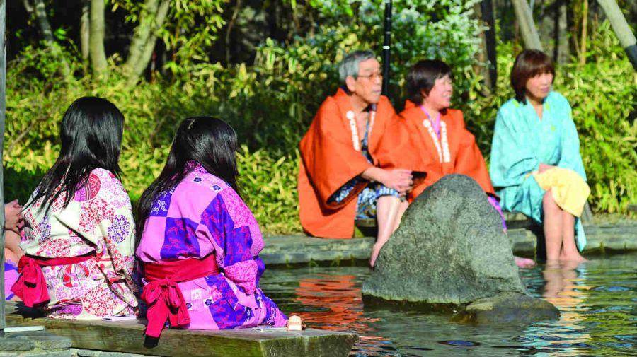 Experincias en el planeta Japón