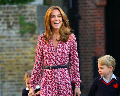 La pasión por la moda une a la Kate Middleton y Sofia