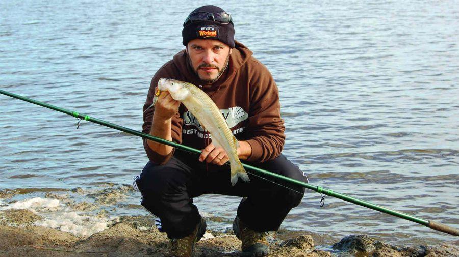 Reglamento de pesca de pejerreyes en Buenos Aires