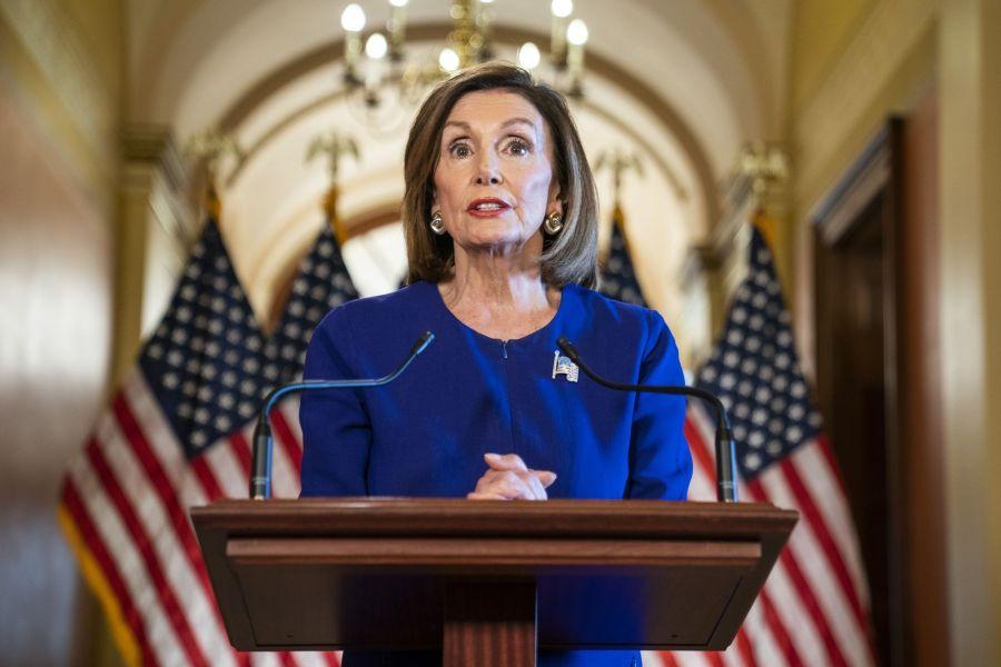 Pelosi Launches Formal Trump Impeachment Inquiry Over Ukraine
