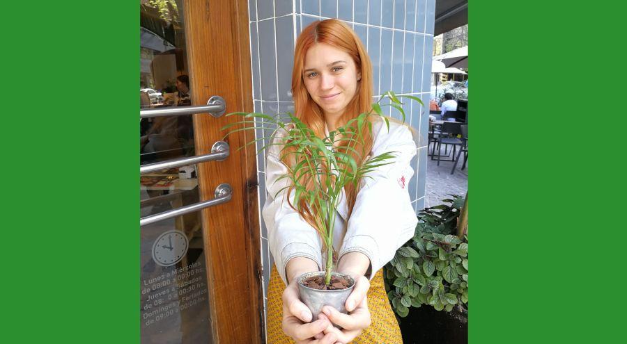 Connie Isla, una promesa para el futuro de la Tierra