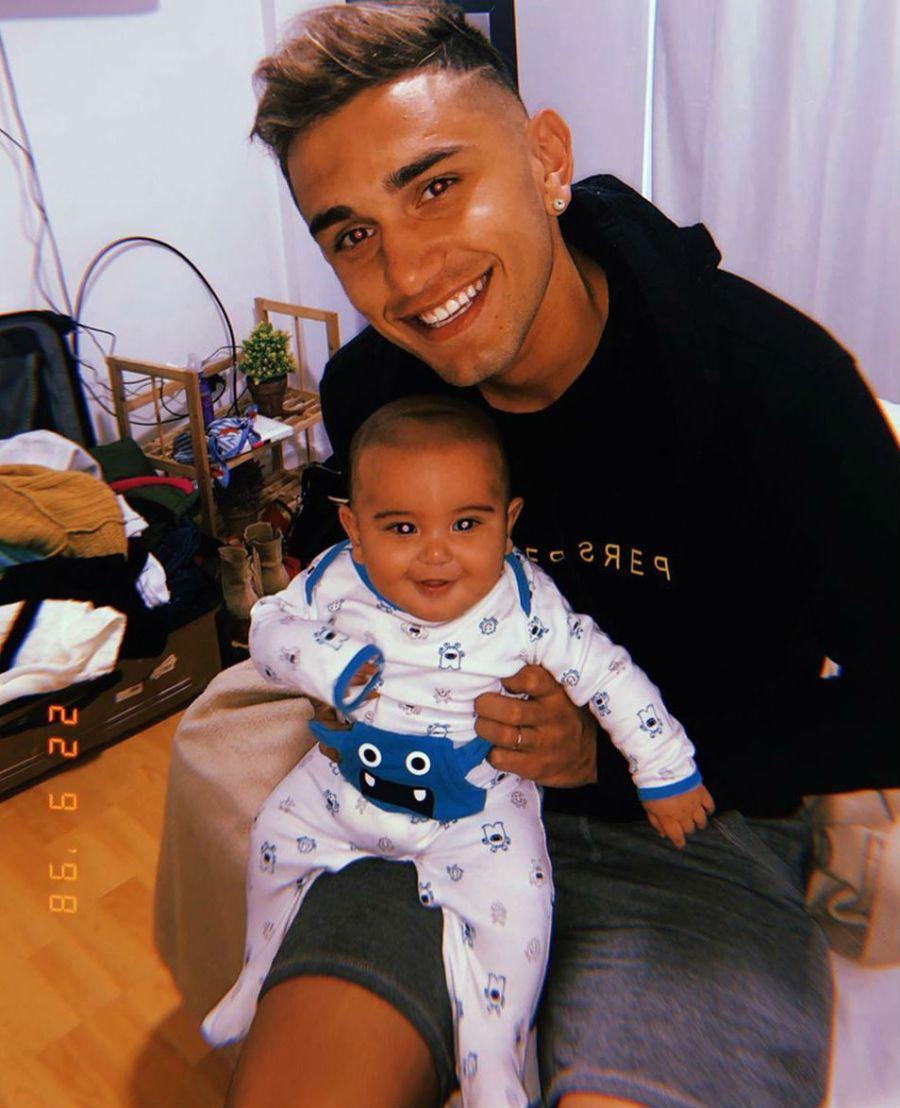 More Rial dedicó un emotivo mensaje a su hijo y compartió fotos inéditas