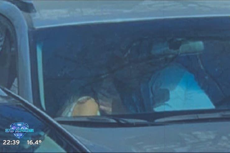 Marcelo Tinelli mandó al frente a Pampita con otra foto hot con su novio