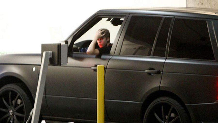 Colección de autos Justin Bieber