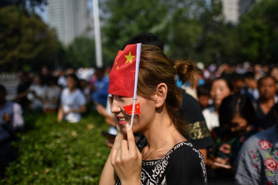 festejos regimen comunista china