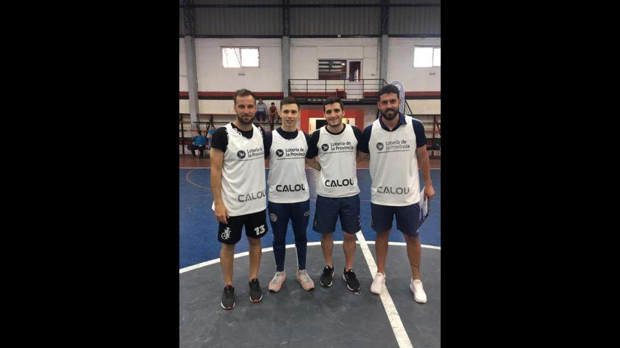 Loteria de la prov - Evento Futsal - Perfil_g 20191001