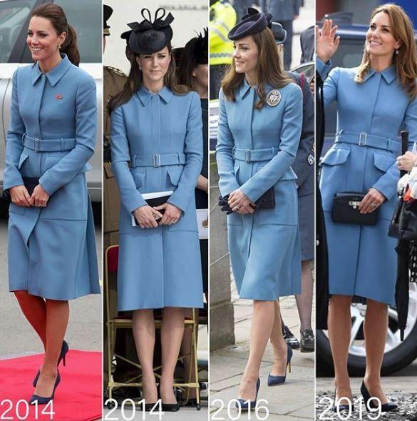 El peculiar motivo por el que Kate Middleton se volvió viral