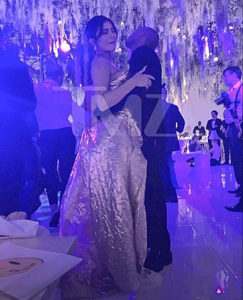 Kylie Jenner y el hijo de Will Smith.