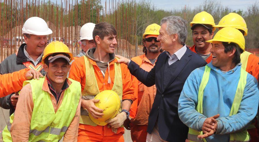 Mauricio Macri en Entre Ríos 20191003