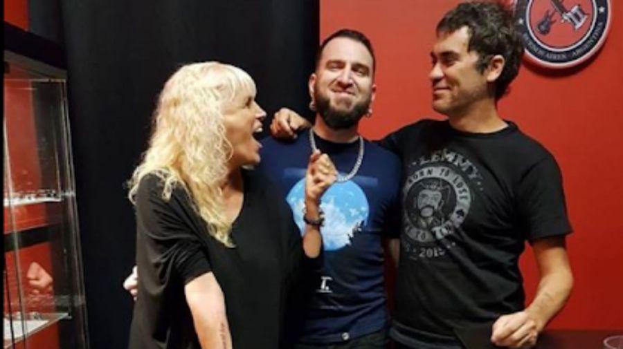 Valeria Lynch y Mariano Martínez, más juntos que nunca: mirá el tatuaje que se hicieron