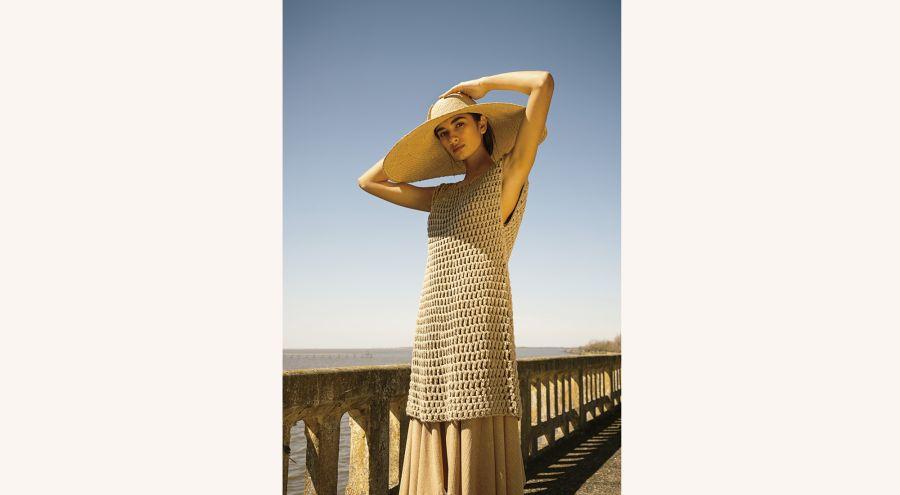 Moda: los tonos tierra y neutro protagonizan el verano