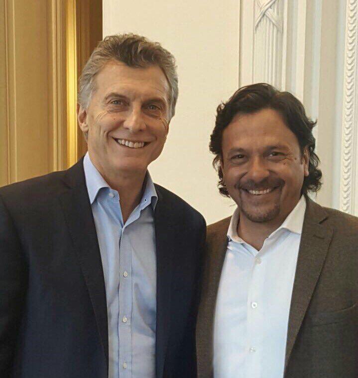 Sáenz y Macri