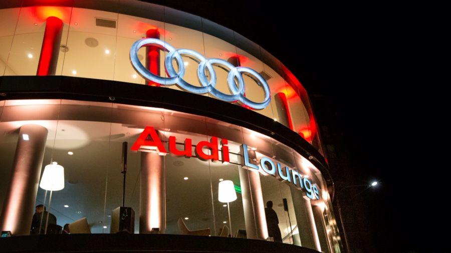 Audi Lounge