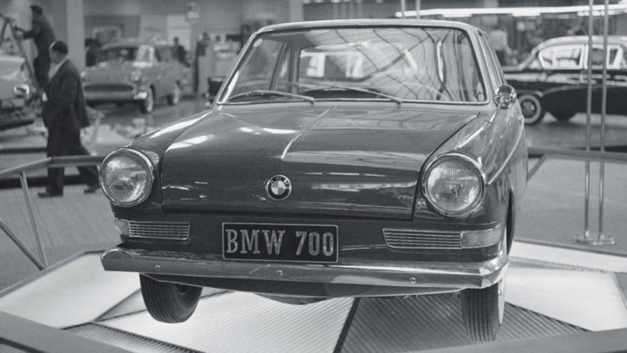Clásico / 60 años del BMW 700
