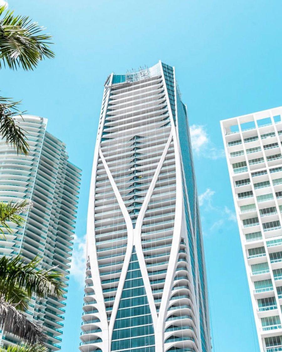 Con fragancia propia: conocé el lujoso departamento que los Beckham compraron en Miami