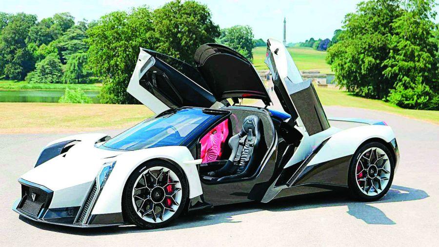 Cuáles son los autos más potentes del mundo