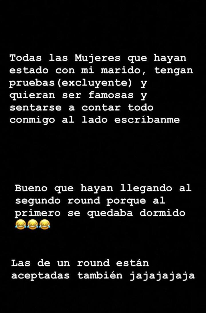 La insólita convocatoria de Mariana Nannis a las ex de Cannigia a través de Instagram