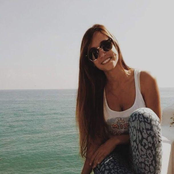 Las mejores fotos de Carla, la hermana sexy de Anto Roccuzzo