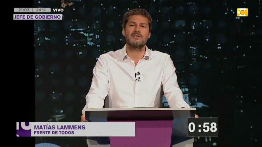 debate porteño