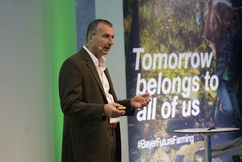 BOB REITER. A cargo del departamento de Investigación y Desarrollo de Bayer CropScience a nivel global.