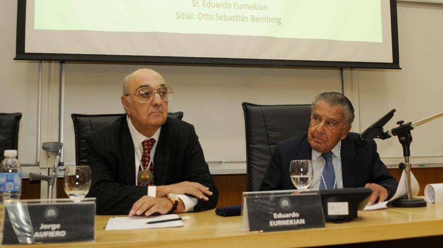 Eduardo Eurnekian fue nombrado miembro titular de la Academia de Ciencias de la Empresa