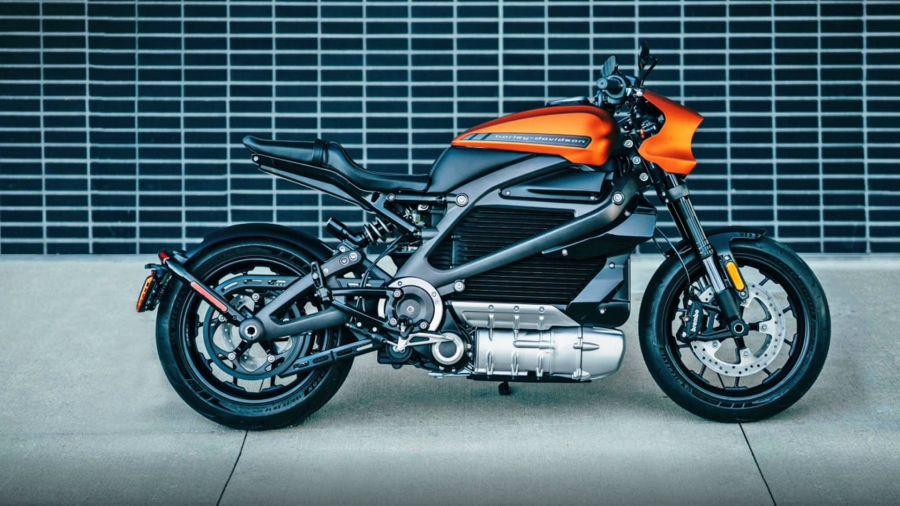 Harley Davidson deja de producir su moto eléctrica LiveWire