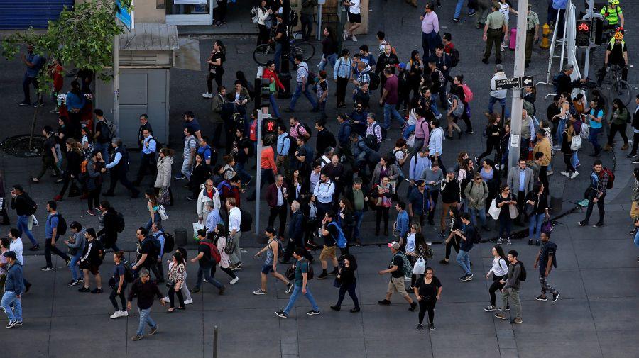 Disturbios en Santiago de Chile tras el aumento del boleto del subte.