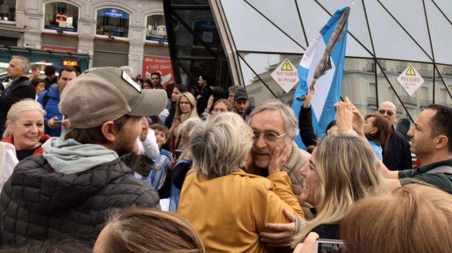brandoni marcha del millon madrid españa g_20191019