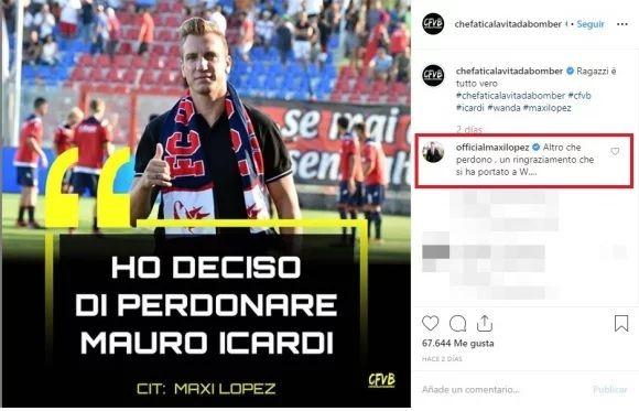 Maxi Lopez vs Icardi