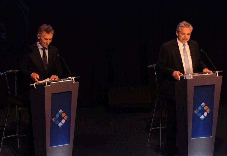 Debate: en qué mintieron Macri y Fernández (y en qué no)