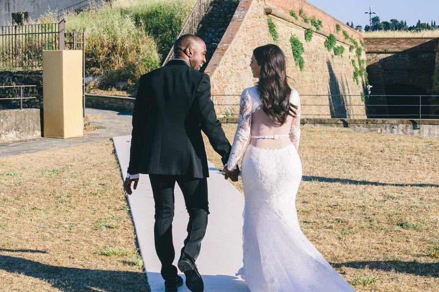 Kim Kardashian y Kanye West renovaron sus votos matrimoniales