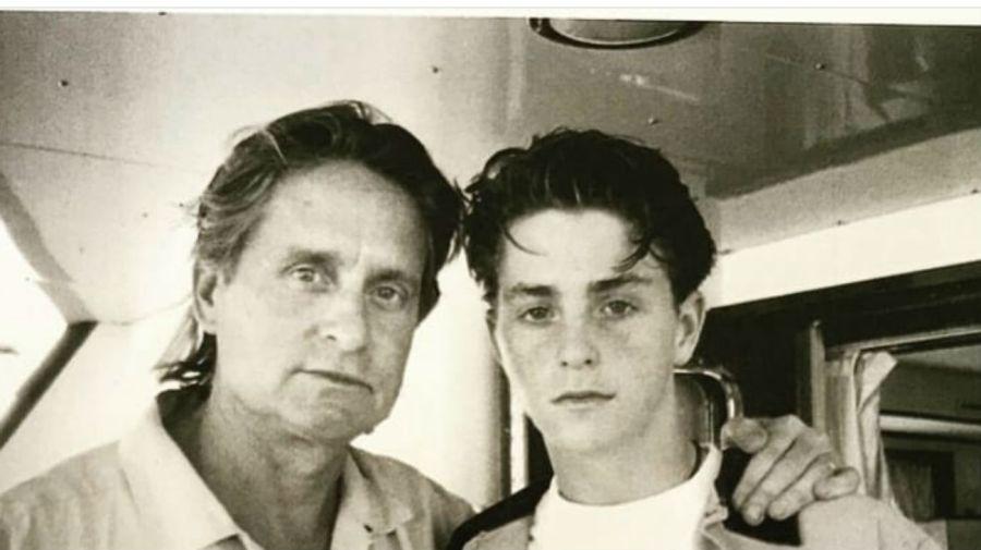 El hijo de Michael Douglas reveló detalles de su dura infancia