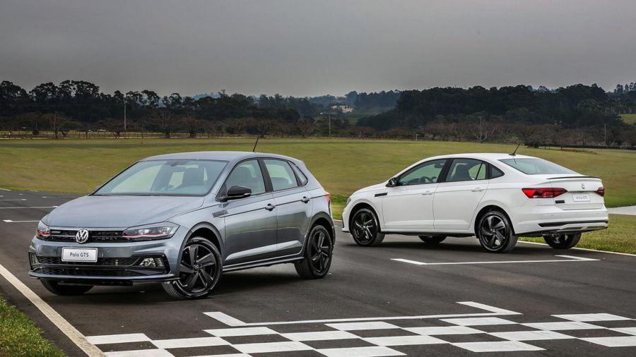 Volkswagen Polo/Virtus GTS