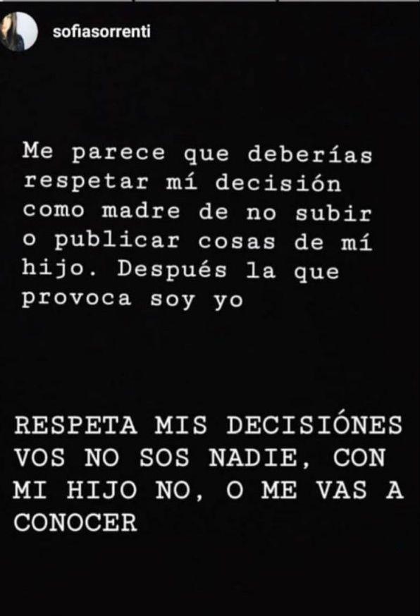 Escándalo con la novia de Rodrigo Noya: le pusieron un bozal legal