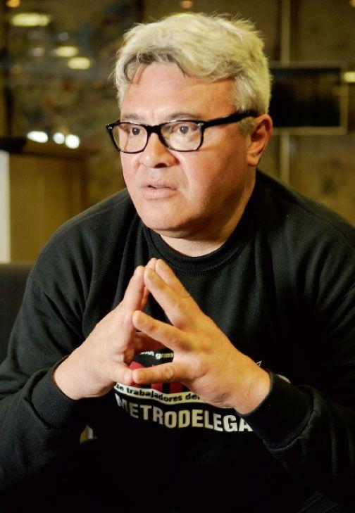 Ramón Acuña, Subte de Buenos Aires