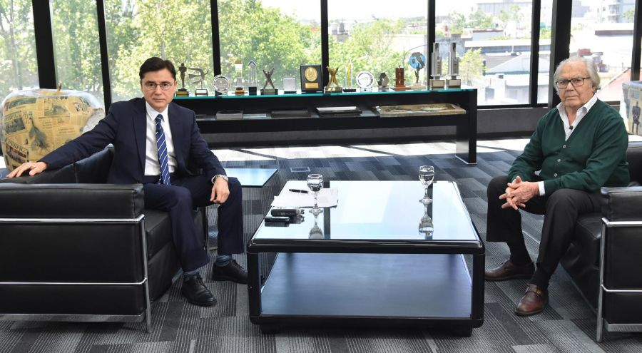 Entrevista a Adolfo Pérez 20191025