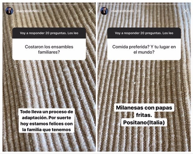 Marcelo Tinelli responde en redes