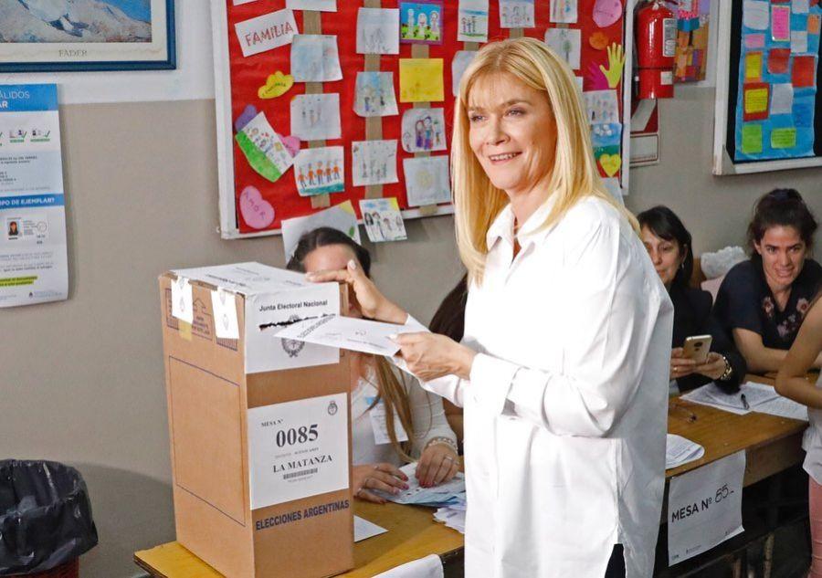 Verónica Magario, elecciones 2019