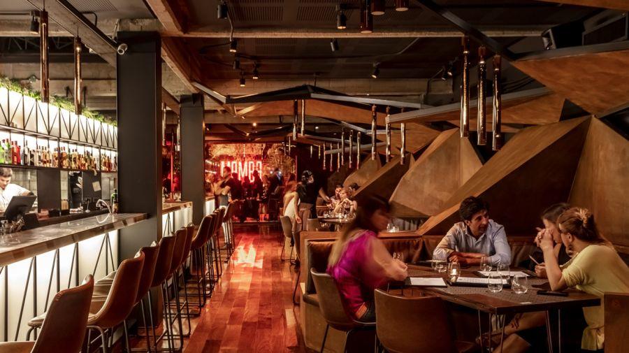 Mamba, el bar mejor diseñado