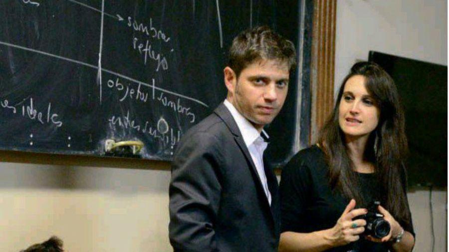 Soledad Quereilhac, mujer de Axel Kicillof