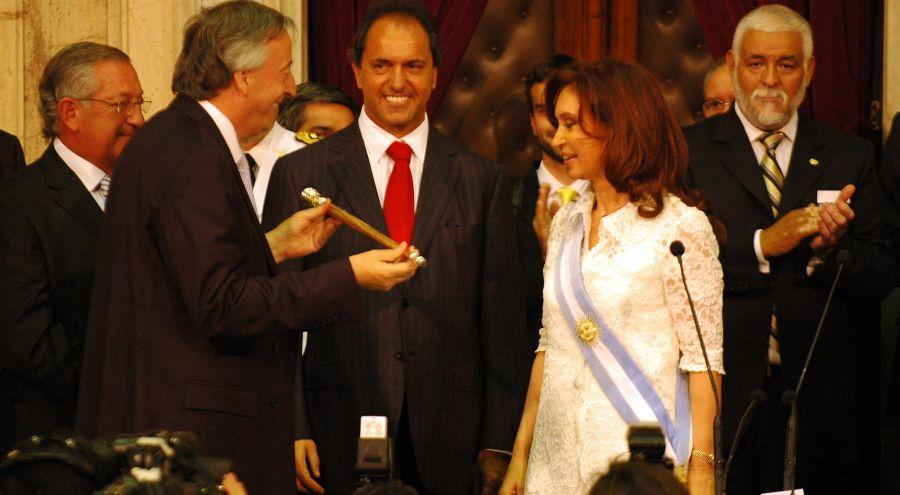 Asunción Cristina Fernández de Kirchner 20191029