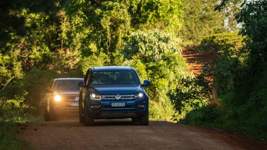 Volkswagen Amarok Experto Misiones - Revista Parabrisas