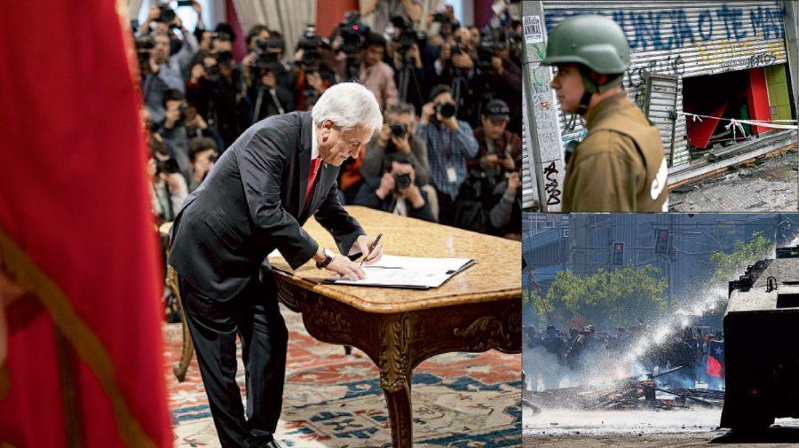 Chile: Piñera nombró a Gonzalo Blumel como Ministro de Interior, quien ejercía en la Secretaría General de la Presidencia como armador político.